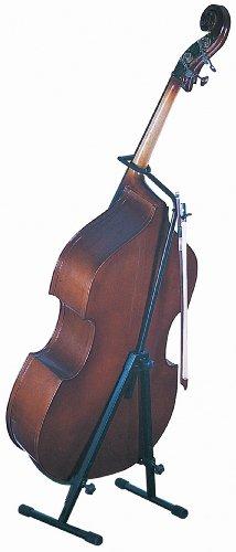 Kinsman CBS1- Soporte para violoncello y contrabajo, color negro