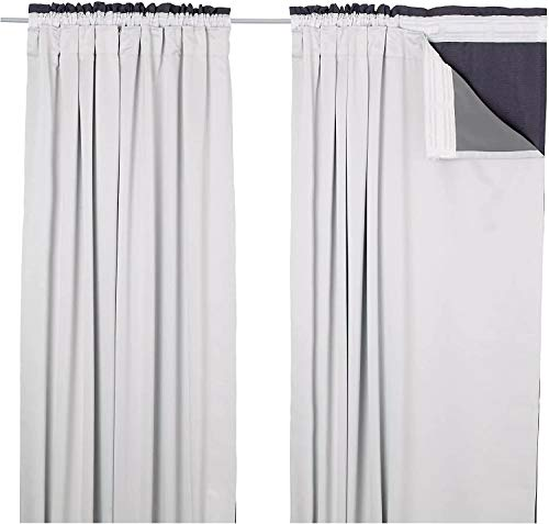 Kinfolk-Textile-Thermal-Blackout-Curtain-Linings-Pair-3-Pass-Includes-Curtain-Hooks-46-x-72