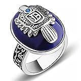 Vampire Ring, Fashion Vampire Diaries Daylight Walking Signet Damon's Ring for Fans