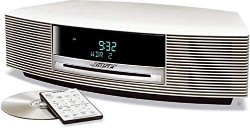 Bose Wave Music System Weiss