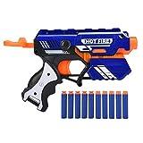 Pistola de Juguete de Bala Suave, Pistola de Juguete de Bala Suave para niños con Balas de Cabeza Redonda de lechón Suave