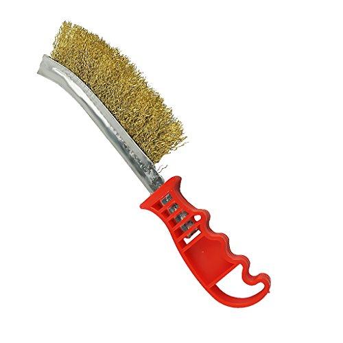 Best Prices! joyMerit Heavy Duty Multi-Purpose Hand Wire Brush Rust Paint Metal Remover Craft Tool -...