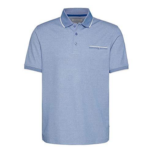 Bugatti 55091-8151 - Poloshirt, Größe_Bekleidung:L, Farbe:blau