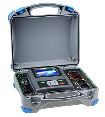 Metrel MI 3280 DT Digital Transformer Analyzer Winding Resistencia TTR da vuelta a probador de la relación