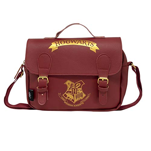 Harry Potter Lunch Bag Hogwarts (Satchel Style) Borse