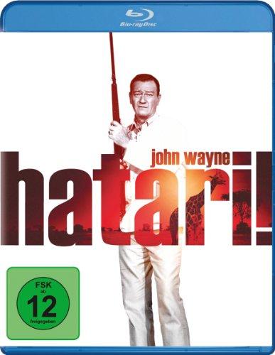 Hatari [Blu-ray]