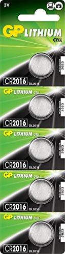 cr2016 batterij kruidvat