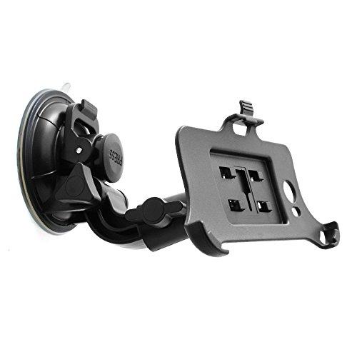 SYSTEM-S Sistema de S Coche Coche Auto Ventosa Parabrisas Soporte rotación 360° para HTC One M8