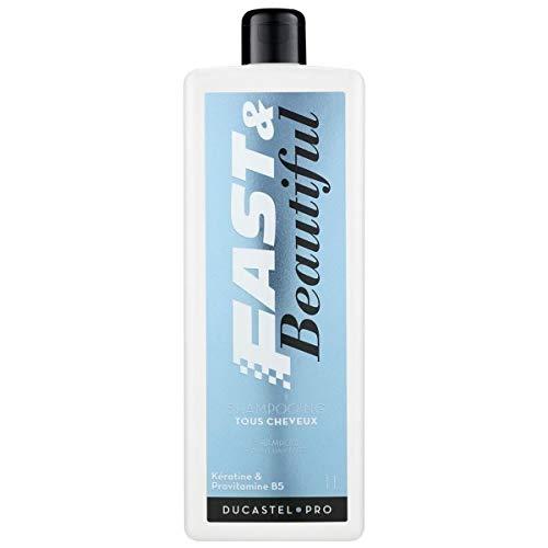 Shampooing Fast & Beautiful tous cheveux 1L - Ducastel