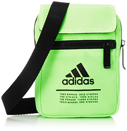 adidas Men's CL ORG S Bag Organizer, VERSEN/Negro (Multicolor), Única