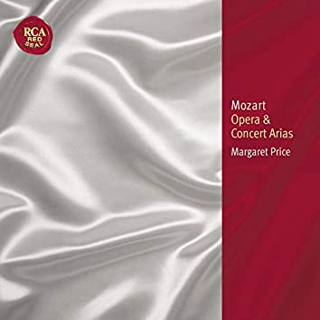 Mozart: Opera & Concert Arias: Classic Library Series