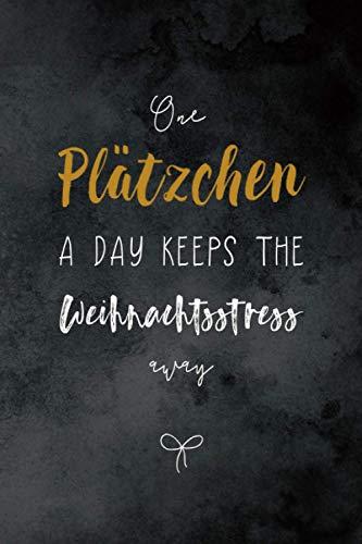 Rezeptbuch zum Selberschreiben: Lieblings Rezeptsammlung mit Register | One Plätzchen a day | Softcover