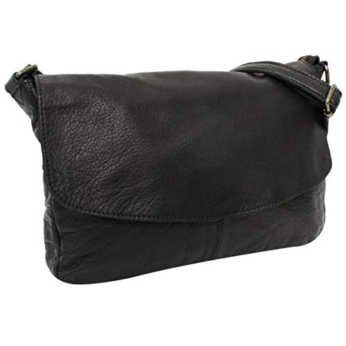 Gusti shoulder bag leather ladies – Maisie handbag leather bag small black