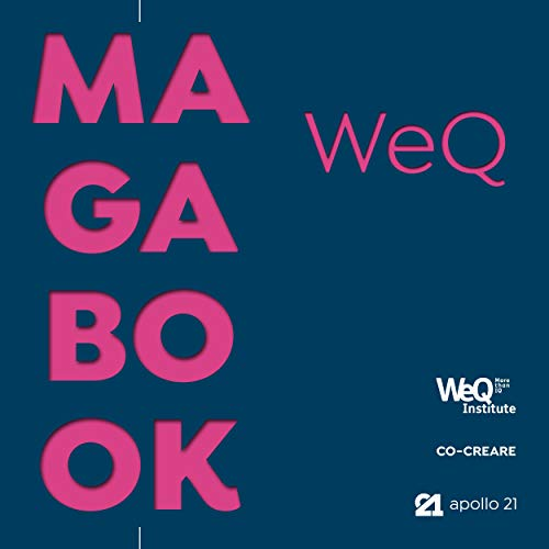 WeQ - Magabook cover art