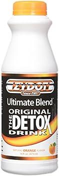 Zydot Ultimate Blend Drink Mix Natural Orange