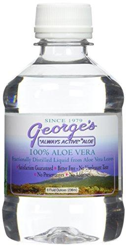 9. George's – 100% Aloe Vera Drink