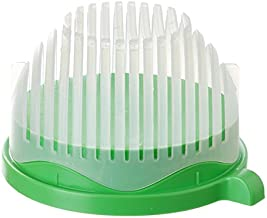 Quick Salad Chopper and Cutter Bowl: Easily Chop Lettuce, Veggies and Fruits to Make Salads and Other Dishes - Speed Vegetable Slicer and Salad Maker - Kitchen Tools for Chopping, Cutting and Slicing