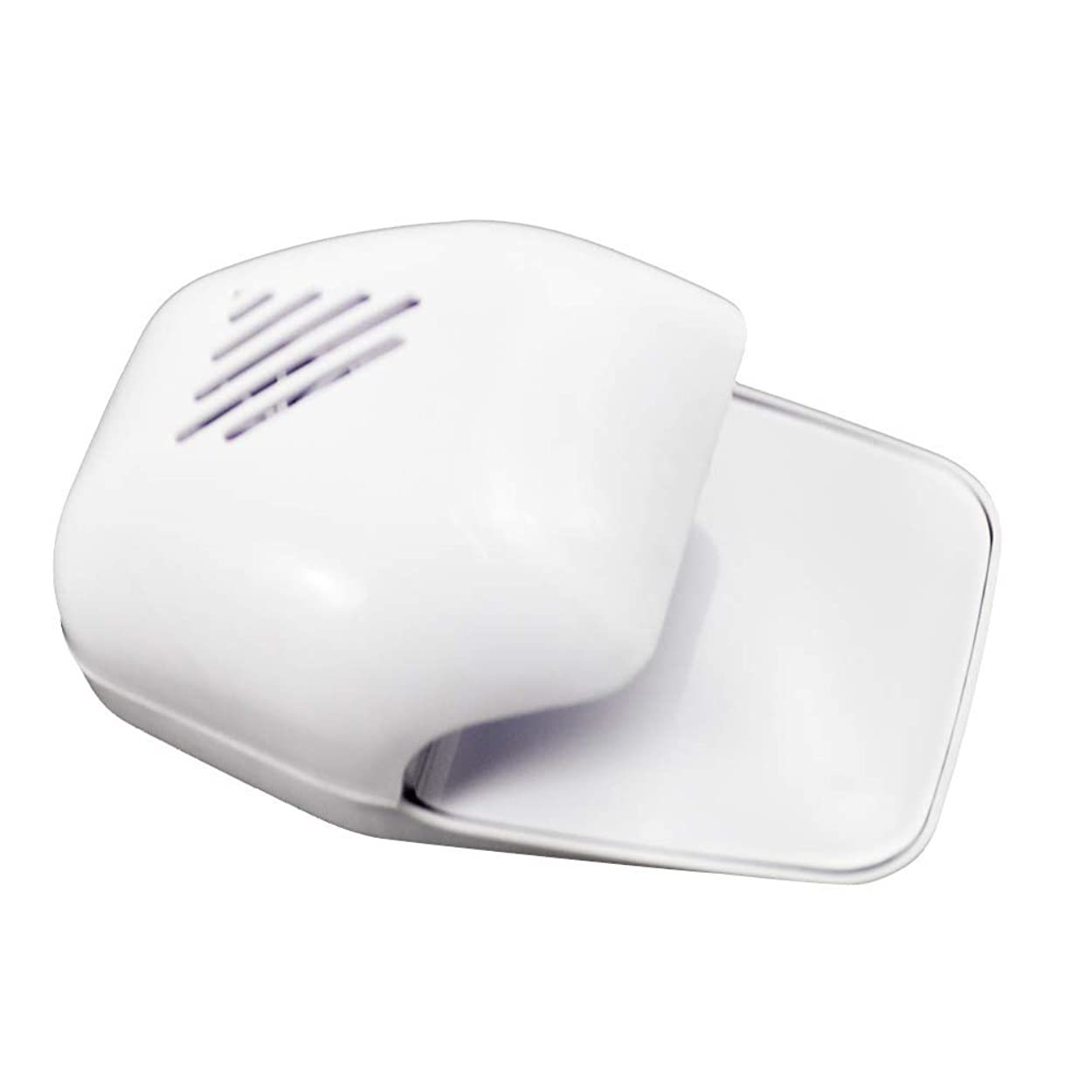 退化するモーション概して1st market プレミアム 人気 白いのポータブルなネイルドライヤー、乾燥機、マニキュア 便利