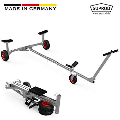 Strandtrailer, Boot-dolly, voor rubberboot, SUPROD TR200