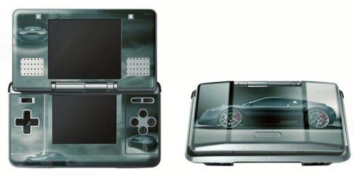Nintendo DS - Modding Skin [Black Car]