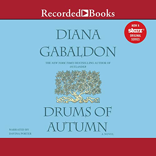 Drums of Autumn: International Edition cover art