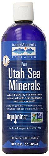 Trace Minerals Research 473 ml Liquimins Utah Sea Minerals