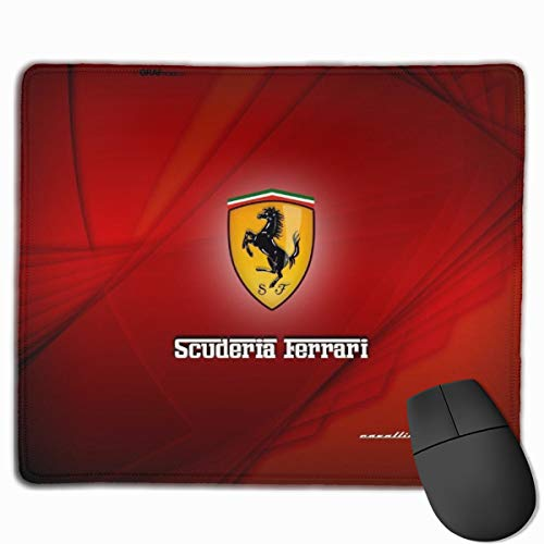 Fer-Rari Mouse Pads Non-Slip Gaming Mouse Pad Mousepad for Working,Gaming and Other Entertainment