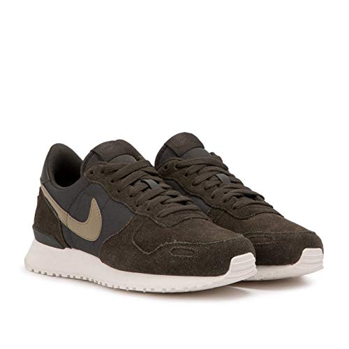 Nike Herren Air Vortex Leather Sneaker, Braun (braun braun), 39 EU