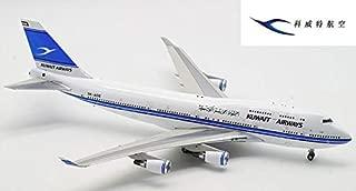 Inflight Kuwait Airways Boeing 747-400 1/200 diecast Plane Model Aircraft 9K-ADE