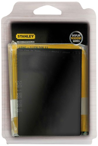 Stanley 460403 Satz, 2-teilig, 1 DIN11