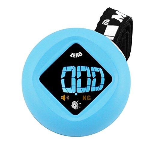 MOBO 小型 軽量 荷物 はかり ボールグリップラゲッジスケール Ball Grip Luggage Scale (ブルー)