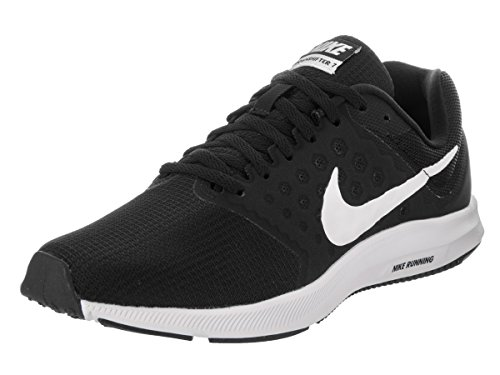 Nike Wmns Downshifter 7, Women's Running, Black (Black / White / Anthracite), 2.5 UK (35.5 EU)