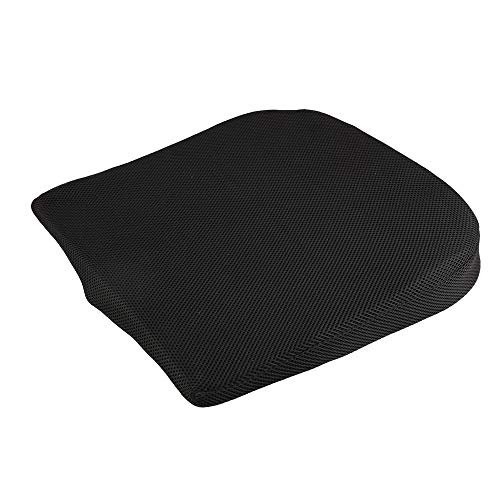 KingSaid Portable Comfort Cushion Orthopedic Memory Foam Seat Cushion Pressure Relief Cushion for Office Car Seats