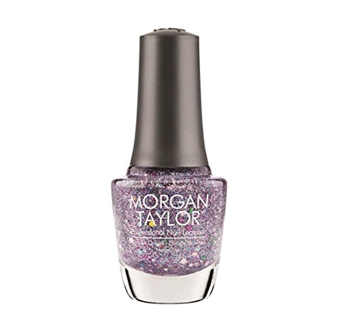 湿ったフィード信号Morgan Taylor Nail Lacquer - Rocketman Collection - Bedazzle Me - 15ml / 0.5oz