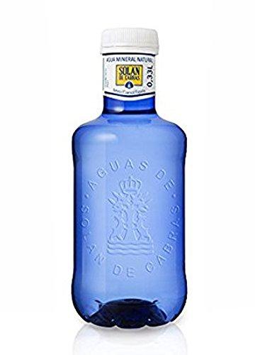 Solán De Cabras, Agua mineral natural, 0.33 l (Pack de 36)