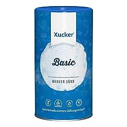 Xucker Basic 1kg aus Xylit Birkenzucker - kalorienreduzierter Zuckerersatz I Vegane & zahnfreundliche Zucker-Alternative von Xucker zum Kochen & Backen I lecker & zuckerfrei