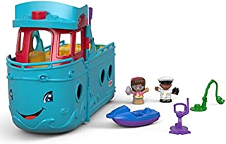 Fisher-Price Little People Travel Together Friends Ship
