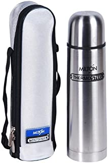 Cello 8901372141853 Lifestyle Flask, Silver, 500 ml, Stainless Steel