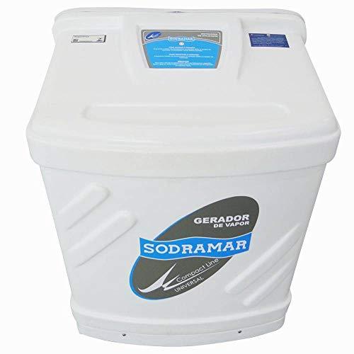 Gerador De Vapor Inox 12,0 Kw Universal Sodramar - A Piscina Dos Seu Sonhos Sauna A Vapor Universal 12kw