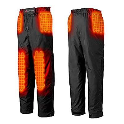 Gerbing 12V Motorcycle Heated Pant Liner - Microwire Heat for Winter Riding