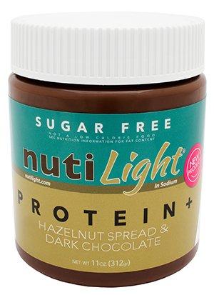 NutiLight Protein Plus Hazelnut Spread 11oz