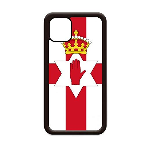Noord-Ierland Nationale vlag Europa Land voor Apple iPhone 11 Pro Max Cover Apple mobiele telefoonhoesje Shell, for iPhone11 Pro