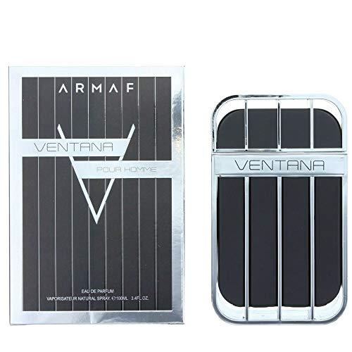 F Armaf Ventana Pour Homme Eau De Parfum Spray for Men, 3.4 Fluid Ounce
