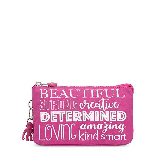 Kipling Creativity - Organizer grande da donna, Resistente. (multicolore) - KI2946