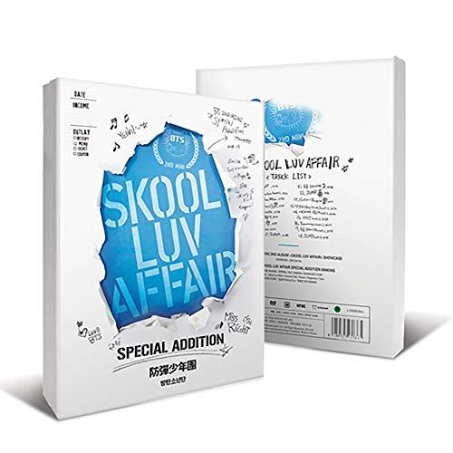 Skool Luv Affair (Special Addition Cd + 2 Dvd)