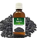Babchi Oil (Psoralea Corylifolia) 100% Pure & Natural Undiluted Uncut Cold Pressed Carrier...