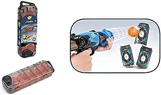 BABY BOSS - POWER POPPER GUN AND 12 FOAM BALLS
