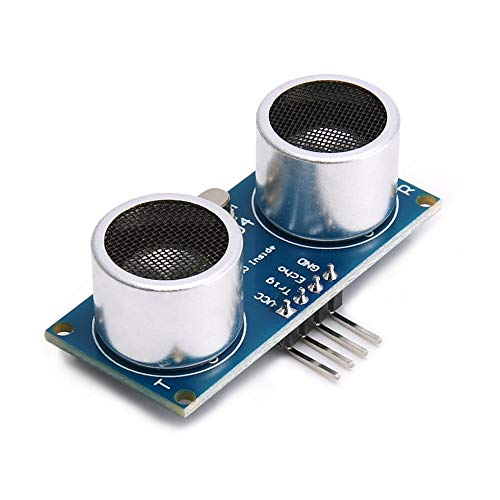HC-SR04 al mundo Módulo de rango del detector de ondas ultrasónicas para sensor de distancia arduino Amplio voltaje 3V ~ 5.5V - Azul