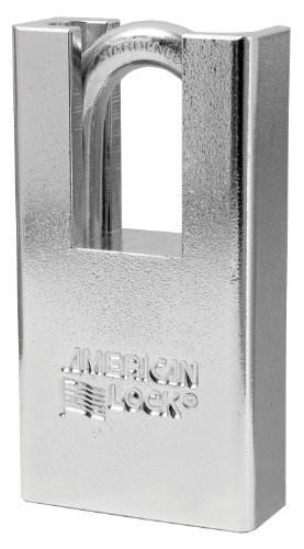 "American Lock A5300D Steel Padlock, 1-3/4"""