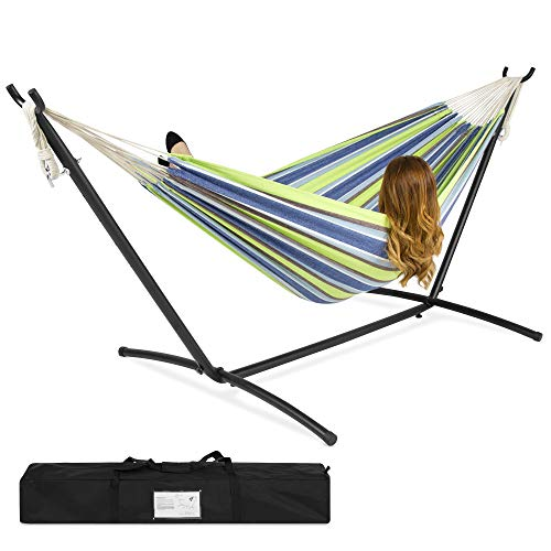 BCP Double Hammock with Stand